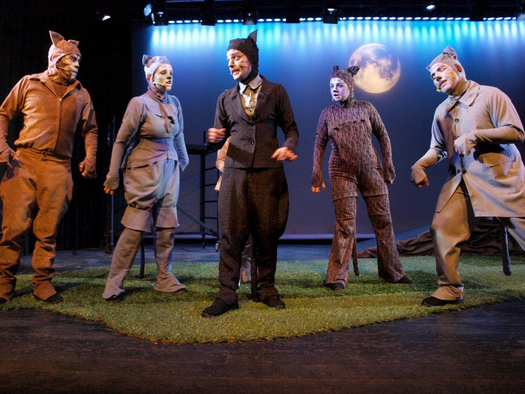 El musical Gats, nuevo espectáculo infantil en el Jove Teatre Regina