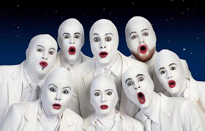 Voca People: los extraterrestres más virtuosos y entrañables en el Teatre Victoria