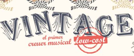 Vintage, un crucero musical low cost, se presenta en el Àtic 22 (Teatre Tantarantana)