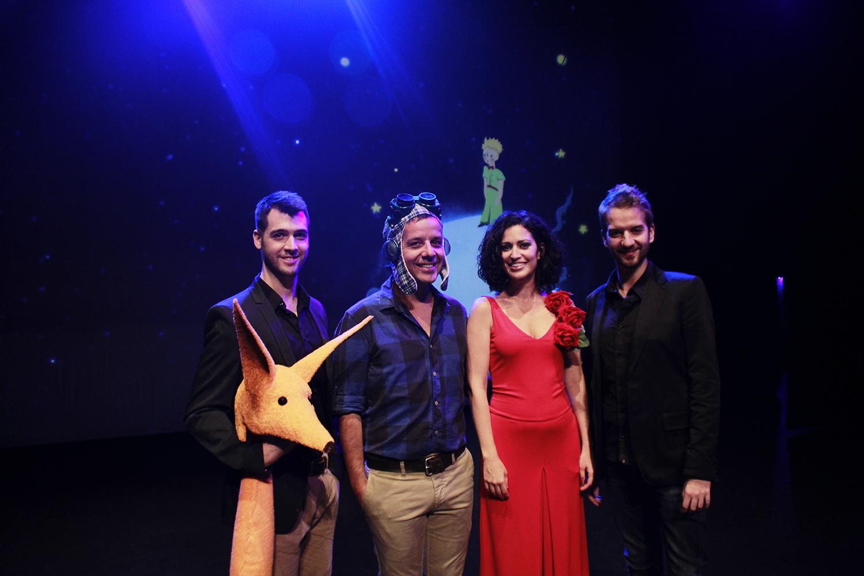 El Petit Príncep: Àngel Llàcer, Manu Guix y La Perla 29 presentan un nuevo musical