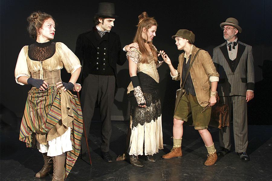 L'Esbudellador de Whitechapel, un musical onírico que te transporta entre la bruma