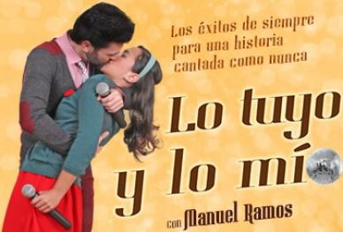 """""""Lo tuyo y lo mío"""", una comedia musical íntegramente cantada"""