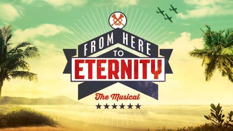 """Sorteamos una entrada doble para la proyección del musical """"From Here to Eternity"""" en Barcelona"""