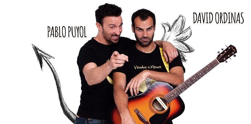 Entrevista a David Ordinas y Pablo Puyol que están Venidos a Menos