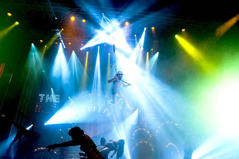 ¡Esto es The Hole 2! Dísfrútalo en el Teatre Coliseum de Barcelona