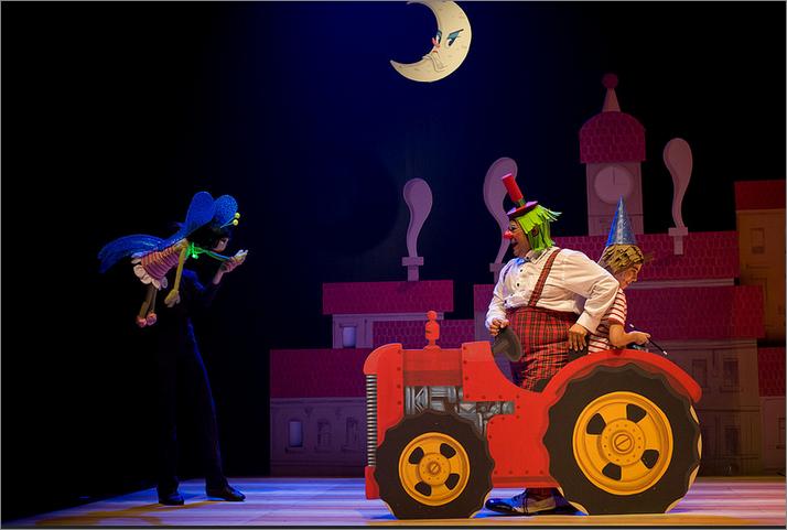 "El musical infantil ""PATATU"" vuelve al Teatre Romea"