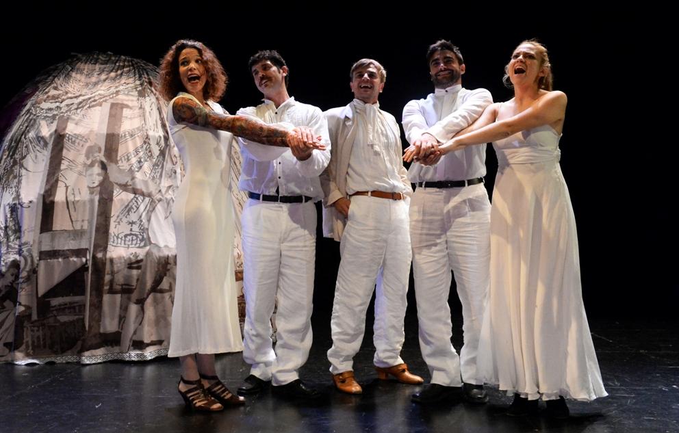 Trilogia MozArt, el nuevo espectáculo de teatro musical de Dei Furbi llega a la La Seca
