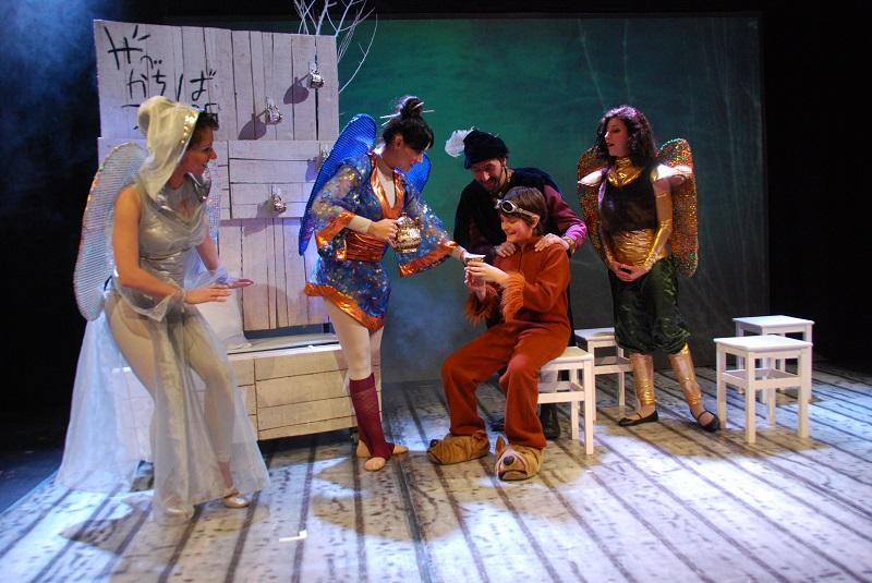 """""""Nit de Reis"""", el musical para los más pequeños en el Sat! Teatre"""