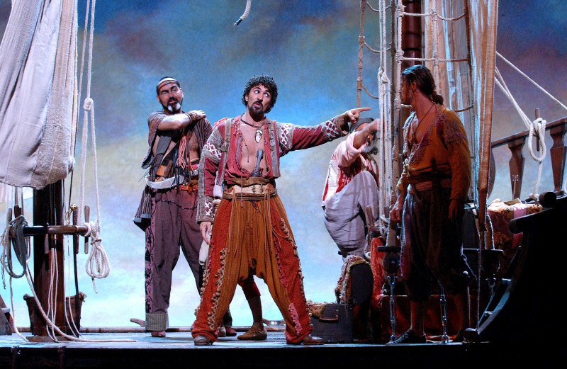 "Carlos Gramaje vuelve a ""Mar i Cel"", el musical de Dagoll Dagom"
