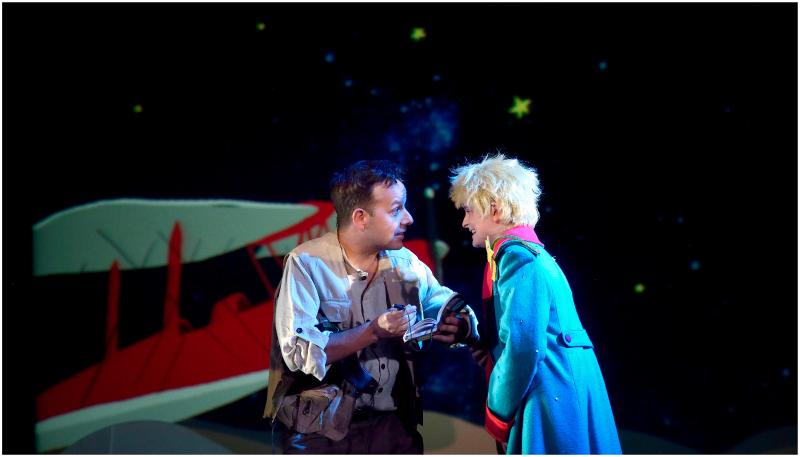 """""""El Petit Príncep"""" prorroga su estancia en el Teatre BARTS"""