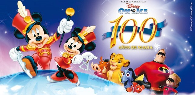 """Disney On Ice, 100 años de magia"" llega al Palau Sant Jordi"