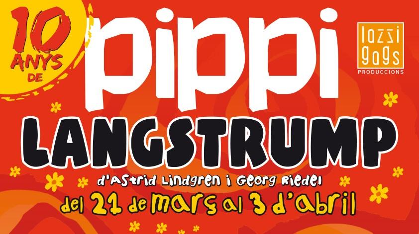 """Lazzigags celebra su 15 Aniversario y reestrena """"Pippi Langstrump"""""""