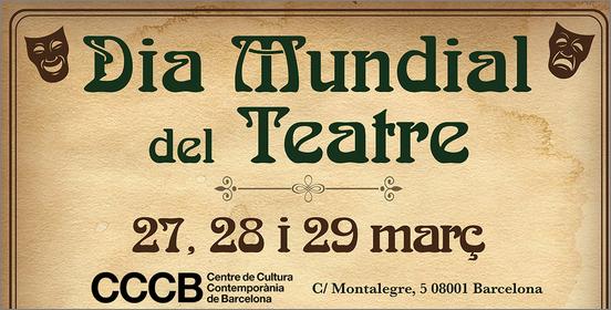 Dia Mundial del Teatro 2015: ve a un musical con el 50% de descuento