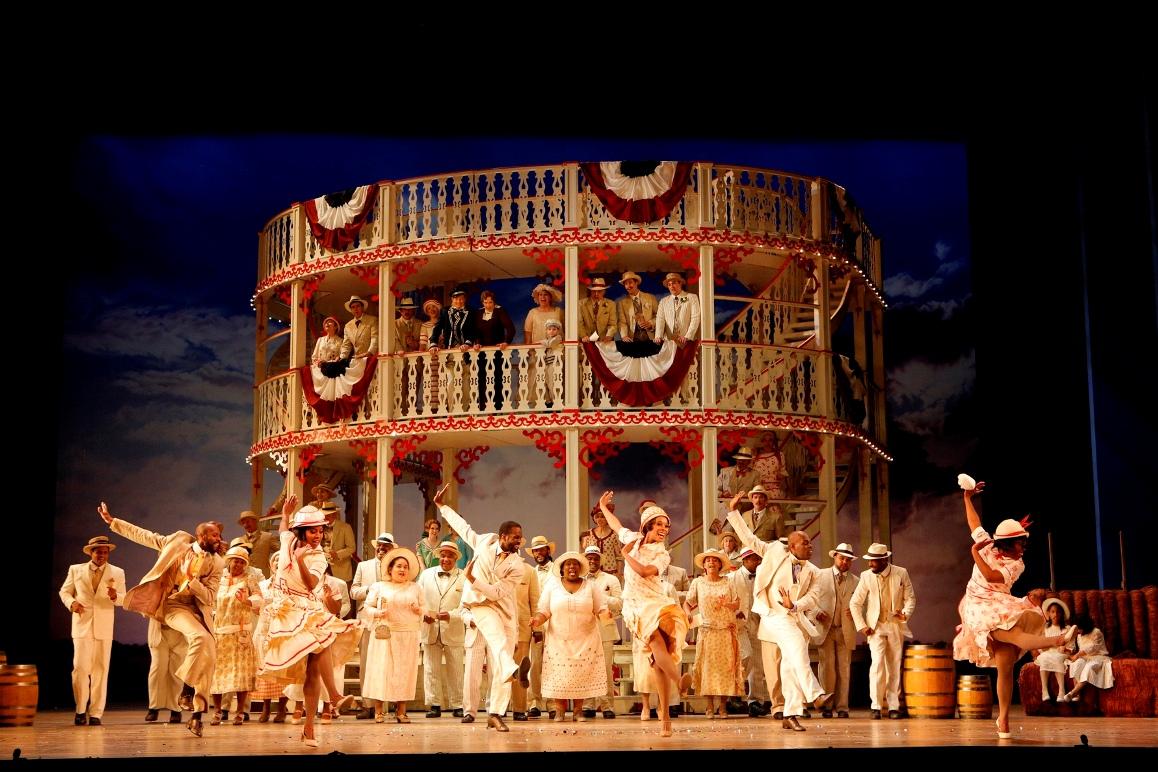 El musical Show Boat se proyectará en Cinesa en memoria de Oscar Hammerstein II