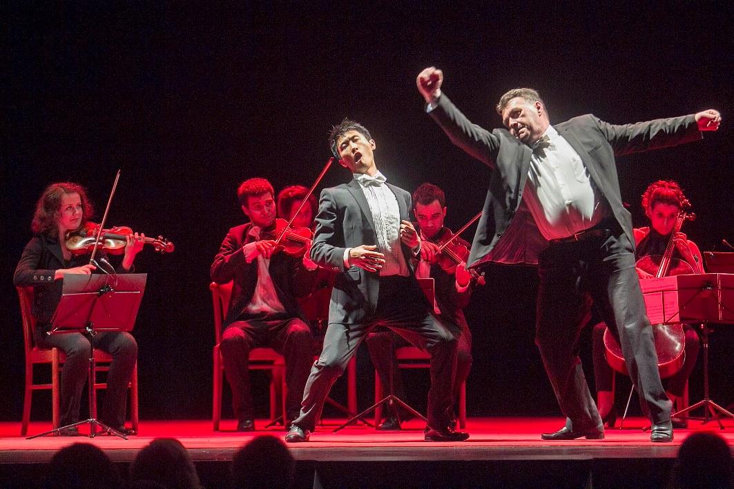 """""""Concerto a tempo d'umore"""" regresa al Teatre Condal"""
