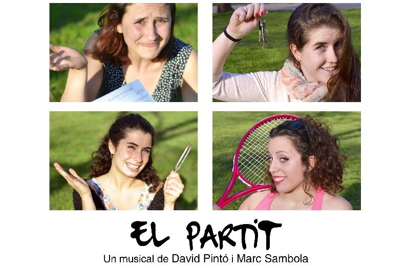 El Partit, el nuevo proyecto de teatro musical de David Pintó y Marc Sambola