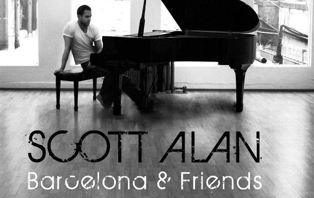 "Scott Alan debuta con el concierto ""Scott Alan: Barcelona & Friends"""