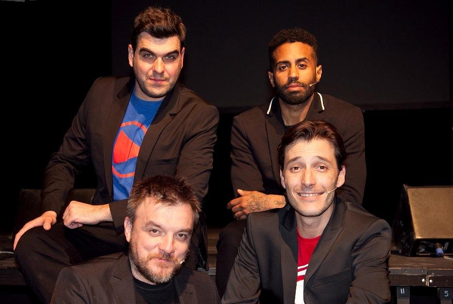 Clicks, el nuevo espectáculo musical en clave de humor de Kaktus Music