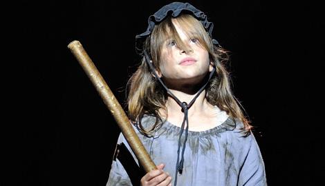 Audiciones infantiles para el regreso de Los Miserables a Barcelona