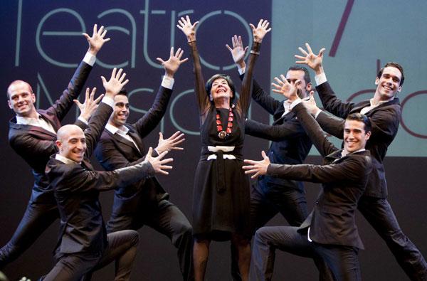 Sister Act, el musical, uno de los favoritos en la 8 Edición de los Premios del Teatro Musical
