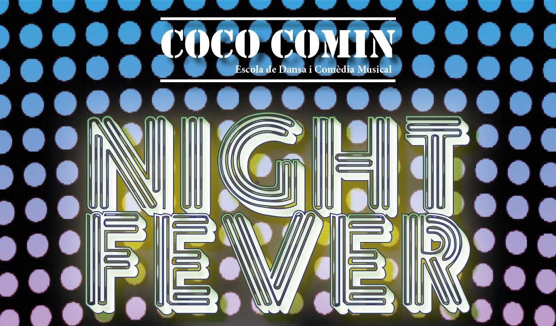 """La escuela COCO COMIN presenta """"NIGHT FEVER"""", espectáculo inspirado en """"Fiebre del Sábado Noche"""""""