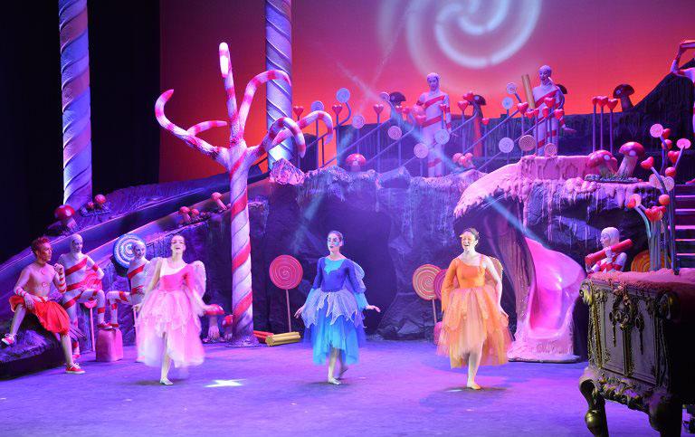 """El musical infantil """"Duland (el país dels dolços)"""" en el Teatre Poliorama"""
