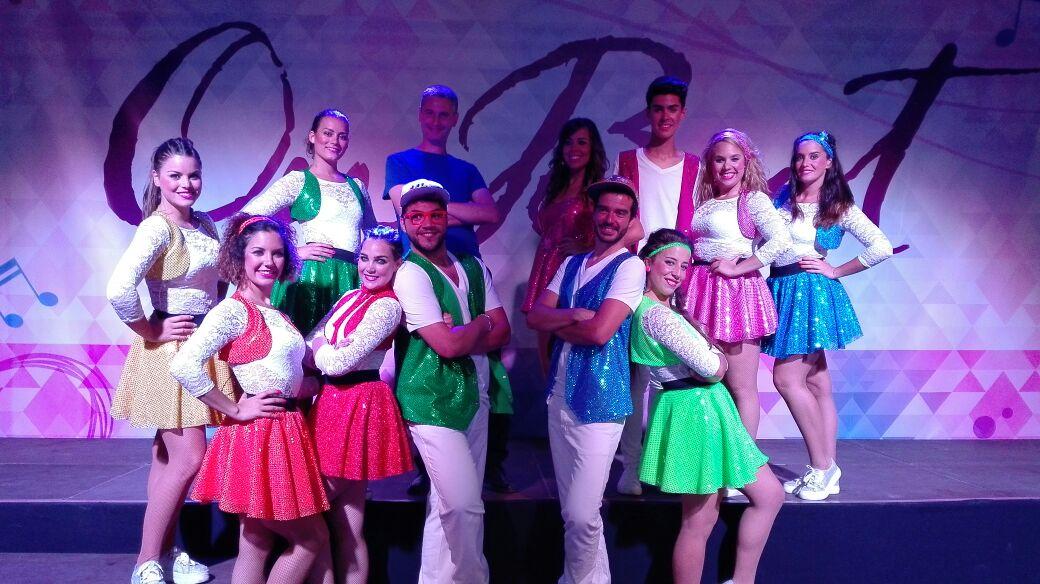 """""""On Beat, El Musical"""", basado en la serie infantil Violetta, llega al Teatre Poliorama"""