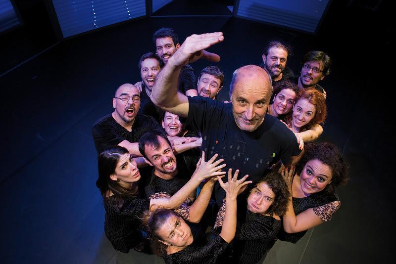"""""""Allegro"""" estrena la próxima temporada en el Teatre Goya"""