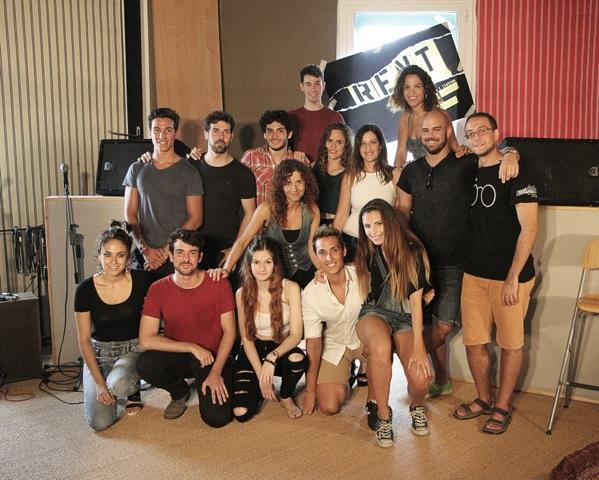 """Descubre el elenco de artistas de """"RENT, El Musical"""""""