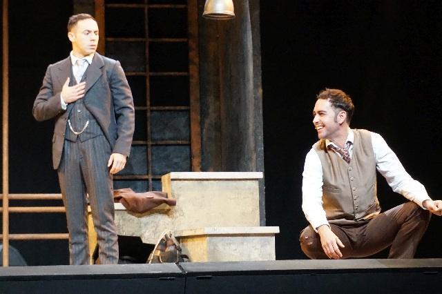 Sorteo de entradas para el musical Excítame: El crimen de Leopold y Loeb