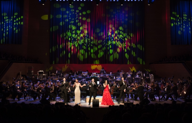 """""""La Magia de Broadway en Navidad"""" en L'Auditori"""