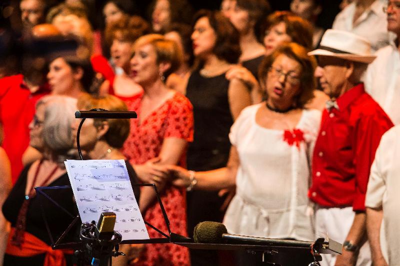 Vuelve El Musical Participatiu, esta vez a l'Auditori