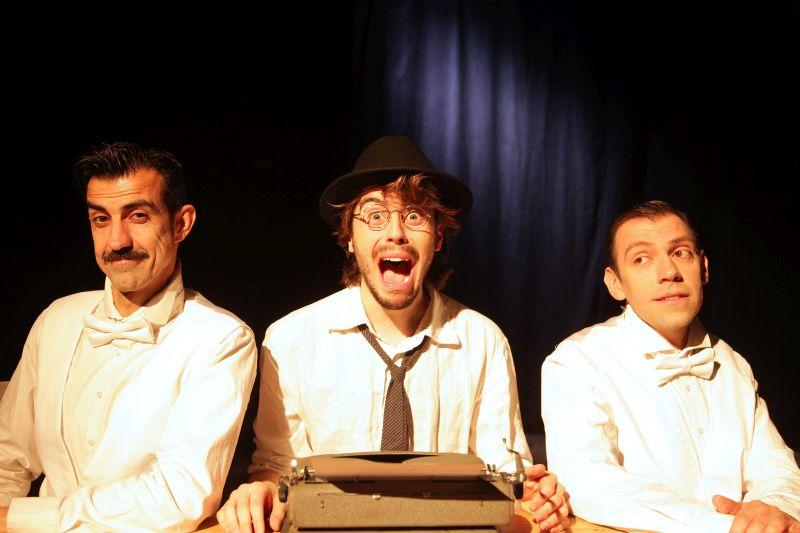 Deadline, el musical improvisado y a contrarreloj, llega al Almeria Teatre