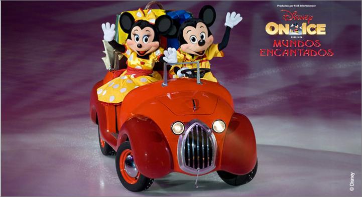 """Disney On Ice - Mundos Encantados"" llega a Barcelona"