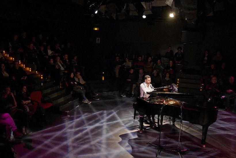 Sorteamos entradas para el concierto tributo a Sondheim de Joan Vázquez en el Teatre Gaudí