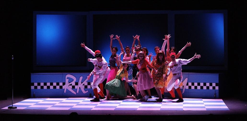 """""""La Ventafocs, el musical amb ritme dels 50"""" en el Jove Teatre Regina"""