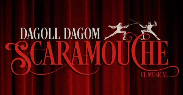 SCARAMOUCHE será el nuevo musical de Dagoll Dagom