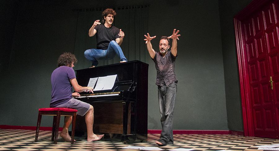 Balla amb mi, de Toni Viñals, vuelve a El Maldà