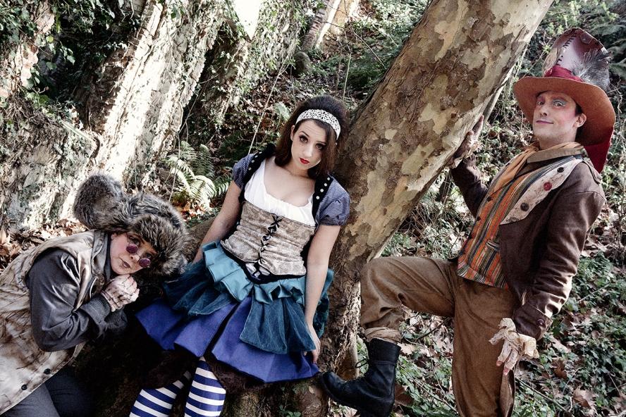 Alice in Wonderland, el musical en inglés llega al Teatre Gaudí