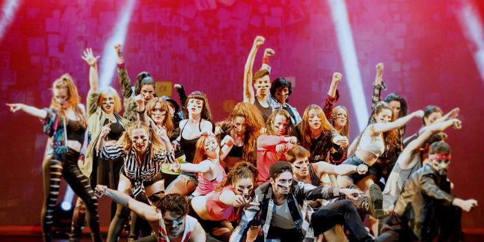 Premios del Teatro Musical 2016: Ganadores