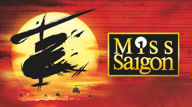 "Sorteo Express: entradas dobles para la proyección de ""Miss Saigón"""