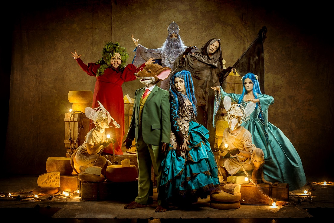 Geronimo Stilton, Gran retorn a Fantasia, el nou musical