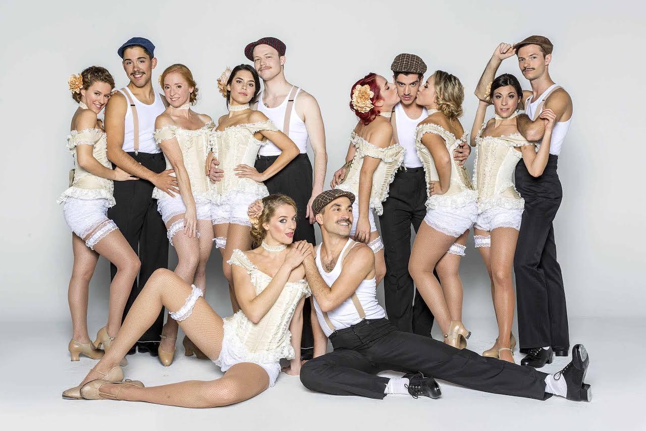 MOUSTACHE, la nueva comedia musical de Coco Comin